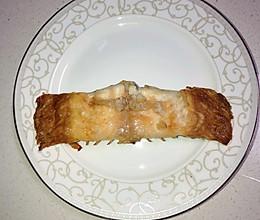 超级简单的香烤鱼块(空气炸锅版)的做法