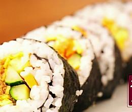 饭团寿司的做法