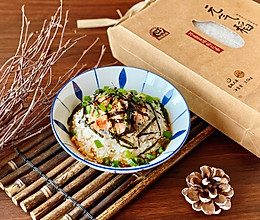 日式三文鱼茶泡饭的做法