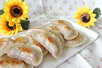 家乐浓汤宝试用之香菇猪肉煎饺