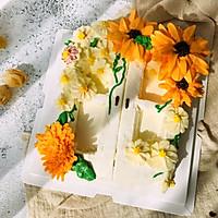 金风玉露#暖色秋季#马卡龙·奶油蛋糕看过来#的做法图解23