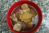 无花果苹果雪梨猪展汤的做法