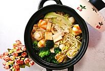 冬日骨汤暖锅 | 暖暖的爱的做法