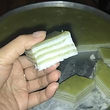 香兰椰汁千层糕