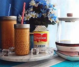 港式风味西米奶茶的做法
