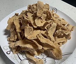 焦糖仔姜片的做法