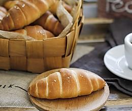 日式盐面包的做法