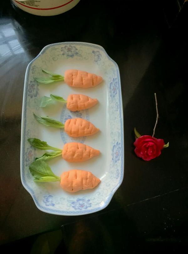 胡萝卜的做法