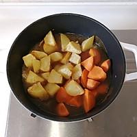 #父亲节,给老爸做道菜#胡萝卜土豆炖牛腩的做法图解14