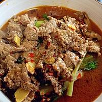 水煮牛肉 (正宗川味家常)的做法图解14