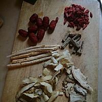 药材炖羊肉的做法图解2
