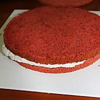 红丝绒裸蛋糕的做法图解19