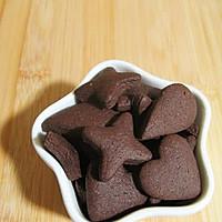 巧克力形状饼干