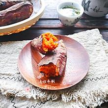 #初春润燥正当时#烤蜜红薯