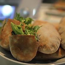 中东口袋面包(口袋饼)