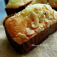 巴戟杏仁蛋糕#马芬蛋糕