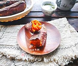 #初春润燥正当时#烤蜜红薯的做法