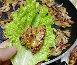 香气扑鼻,肥而不腻的烤五花肉的做法