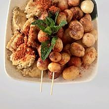 黄金小土豆(多种吃法)