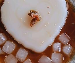 #换着花样吃早餐#川味红糖凉糕,清凉必备的做法
