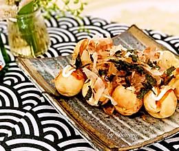 海鲜烧 章鱼烧的做法