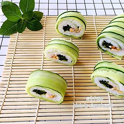 黄瓜核桃寿司