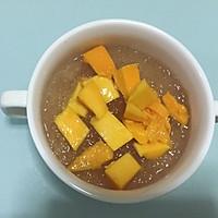 芒果椰汁西米露的做法图解8
