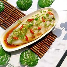 #多力金牌大厨带回家-上海站#清蒸龙利鱼