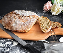 #换着花样吃早餐#一朵全麦面包的做法