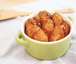 迷迭香:炸鸡翅的做法