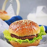 洋葱猪肉堡#美的烤箱菜谱#的做法图解7