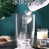 桑葚果酸乳的做法图解1