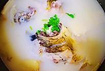 奶白味美/鲜香浓郁的鲫鱼豆腐汤的做法