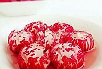 酸甜糖醋樱桃小萝卜的做法