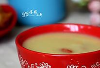 养肝明目玉米面粥的做法