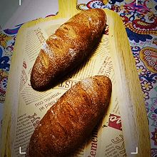 超治愈的爆浆双重巧克力面包&巴黎火腿麦穗面包~