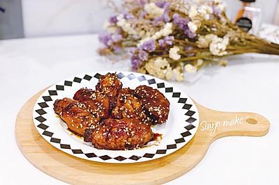 可乐鸡翅(快手家常菜)