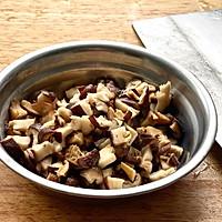 春笋豌豆咸肉糯米饭的做法图解3