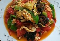 木须柿子的做法