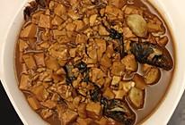 红烧豆腐昂刺鱼的做法
