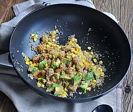 藜麦炒饭--#MEYER·焕新厨房,唤醒美味#的做法