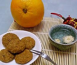 香脆红糖燕麦饼的做法
