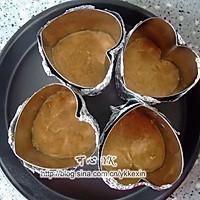 #豆果5周年#四叶草抹茶慕斯蛋糕的做法图解2