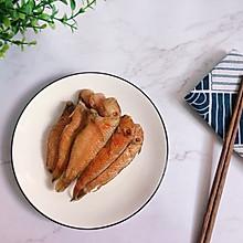 #花10分钟,做一道菜!#香煎鹦哥鱼