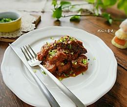 红酒炖牛腱—冬季餐桌上的暖心菜的做法
