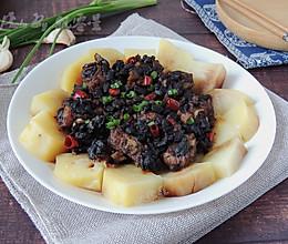 豆豉土豆蒸排骨的做法