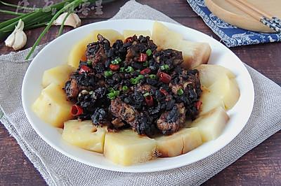 豆豉土豆蒸排骨