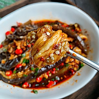 #花10分钟,做一道菜!#凉拌茄子的做法图解13