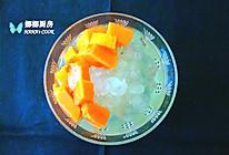 健康清补:皂角甜品的做法