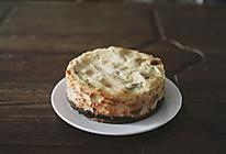 #网红美食我来做#红薯板栗芝士蛋糕——自制杏仁粉的做法